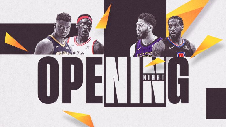 NBA Begins