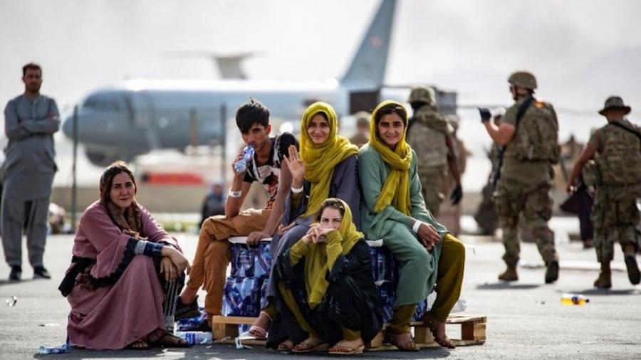 Biden Withdraws Troops From Afghanistan