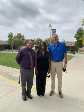Administrators Spotlight: Ferry, Flores, and August