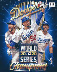 Dodgers are World Series Champs