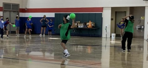 Lunch Time Intramural Games