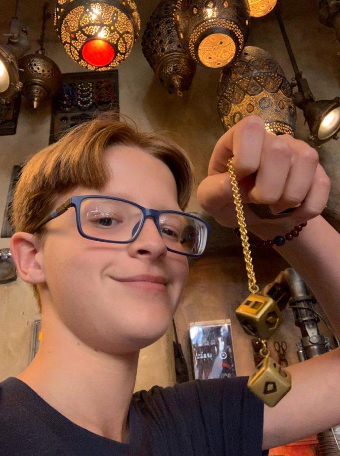 Griffin Glass- 8th Grader