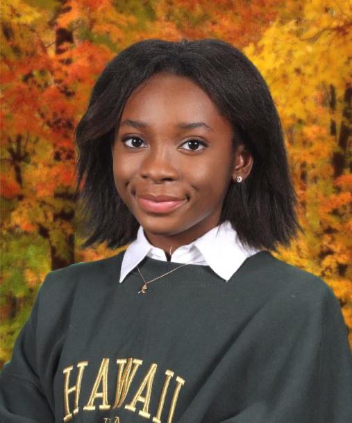 Kambili Ugochukwu- 7th grader
