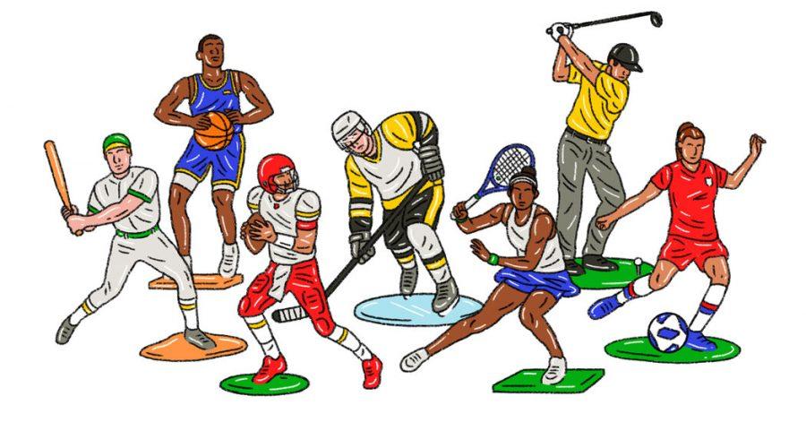 Athletes & Their Bad Behavior