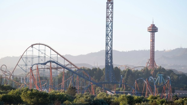 Magic Mountain Enforcing Vaccination Or Negative Test